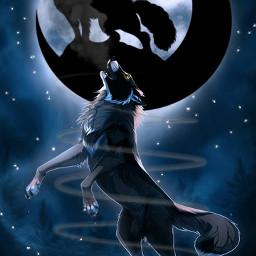 wolves4life howlingwolf freetoedit