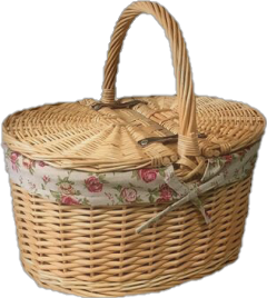 picnic vintage outdoors olddates baskets freetoedit