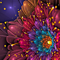 freetoedit colorful darkcolors patterns flowers