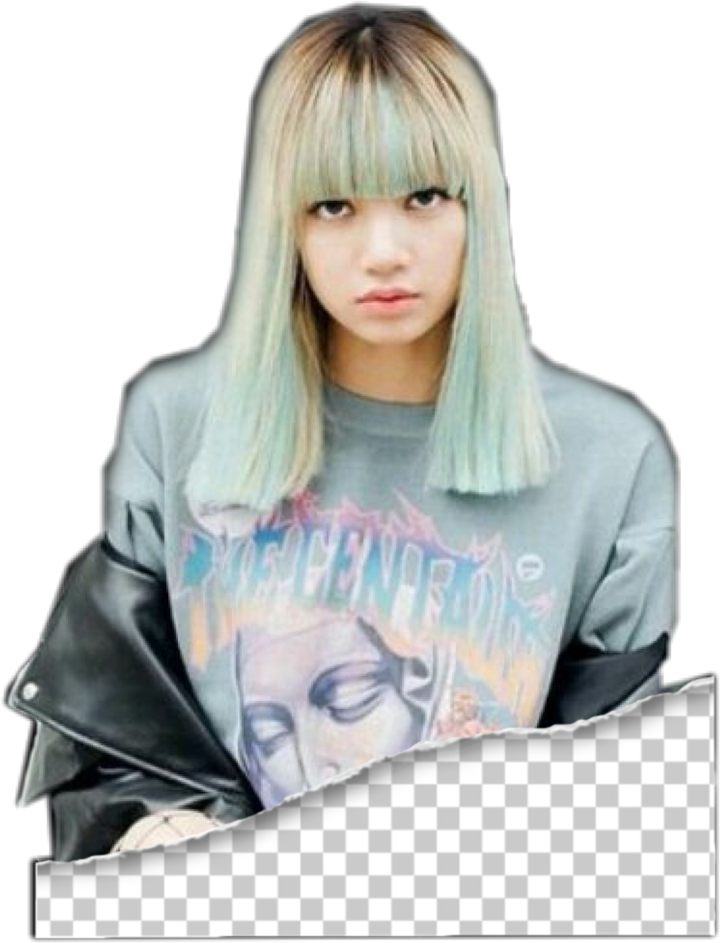 lisa blackpink stay kpop - Sticker by coco