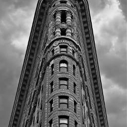 newyorkcity nyc manhattan bigapple flatironbuilding freetoedit