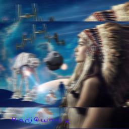 tribal bb8 deathstar remix freetoedit