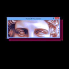 statue microsoft visual studio