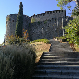 freetoedit scale castello castle gorizia pcstairways