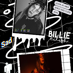 billie billieeillish billieaesthetic freetoedit