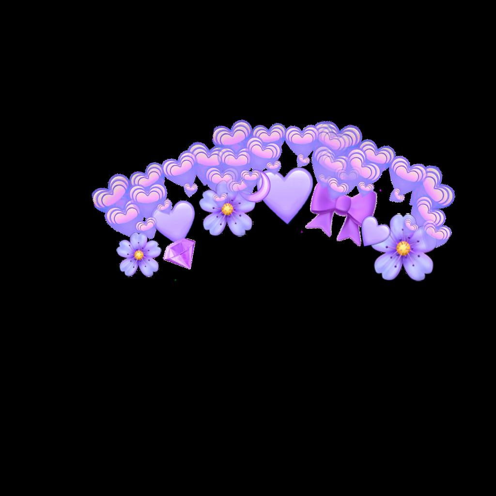 💜 Purple emoji emojis cute aesthetic tumblr
