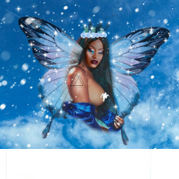 nickiminaj minaj sky blue nicki freetoedit