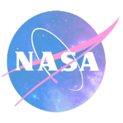 nasa aesthetic pastel freetoedit