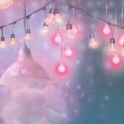 irchanginglamp hanginglamp freetoedit light shimmer