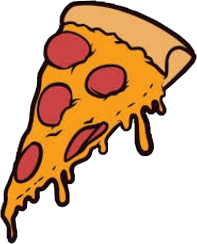 Pizza y'alls!! #pizza #cheesy #aesthetic #sticker #freetoedit