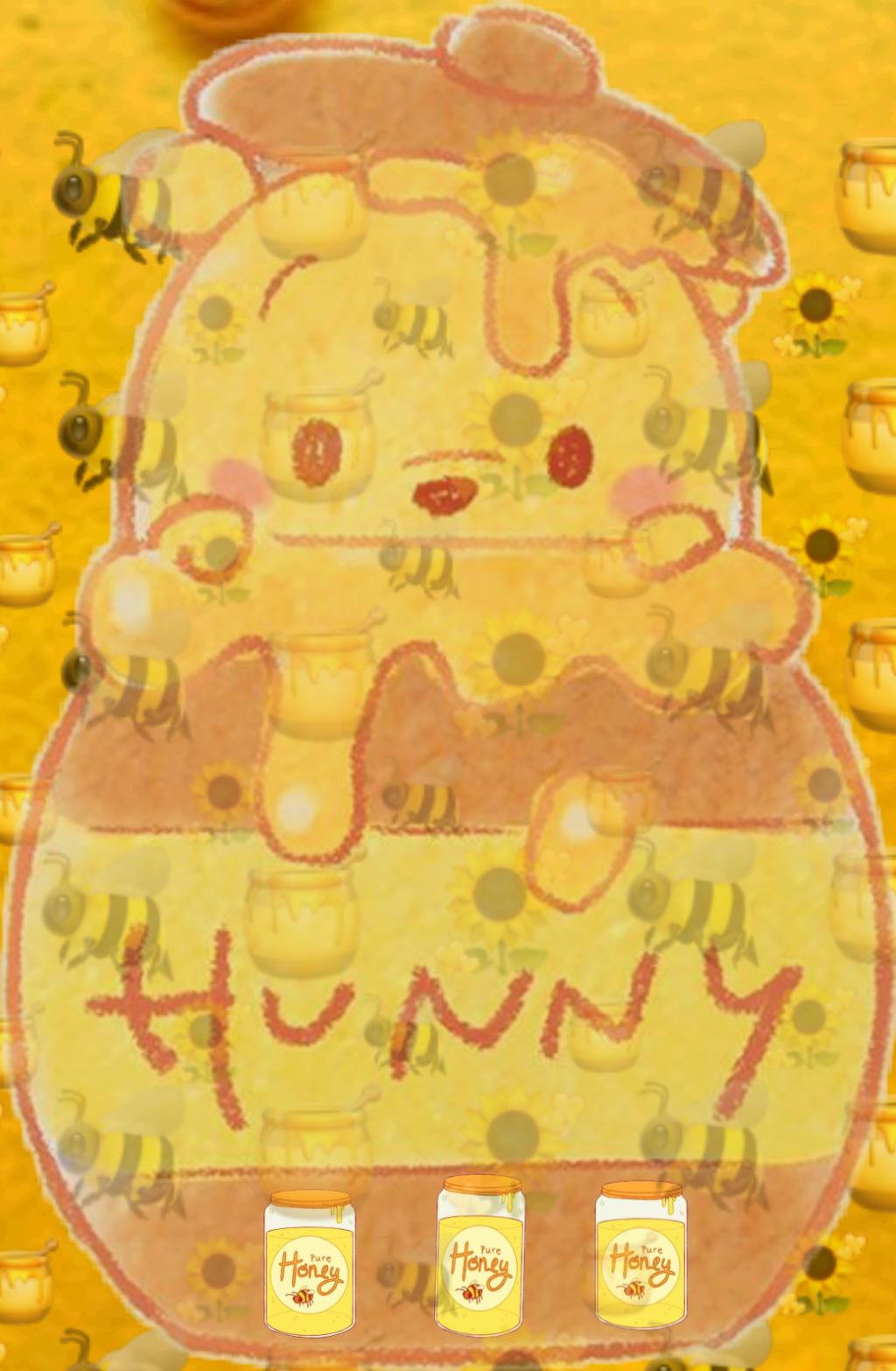 #honey #bear