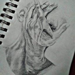 drawn pencilart ilustration sketch instart