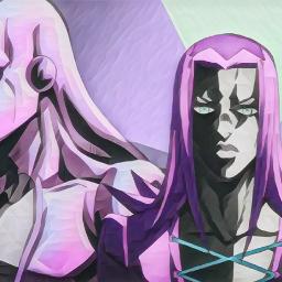 jjba jojosbizarreadventure moodyblues anime abacchio