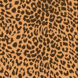 freetoedit leopard leo print animal scrapbook