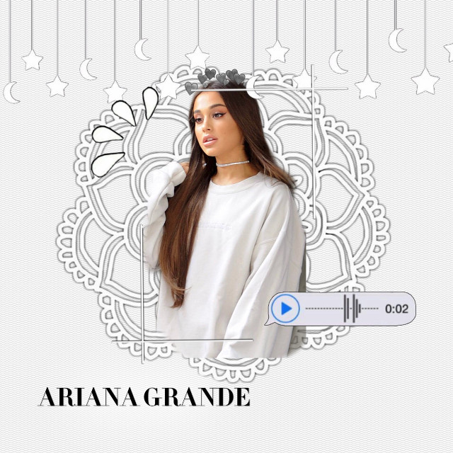 ariana grande ⭐️   ⚡️⚡️⚡️⚡️⚡️⚡️  how was your day? 💞 mine was fine..it is very hot right now though..🙄🔥. also so you guys say grey or gray? i say gray.   💫💫💫💫💫💫   #arianagrande #ari #gray #aesthetic #cute
