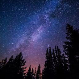 galaxy star stars nature sky freetoedit