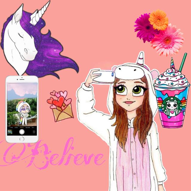 #freetoedit #unicorn #believe #unicornonesie #unicornfrappucino #unicornlife #unicorn #flowers #loveletters #phones #lensflare #unicornsinthephone #peachcolor