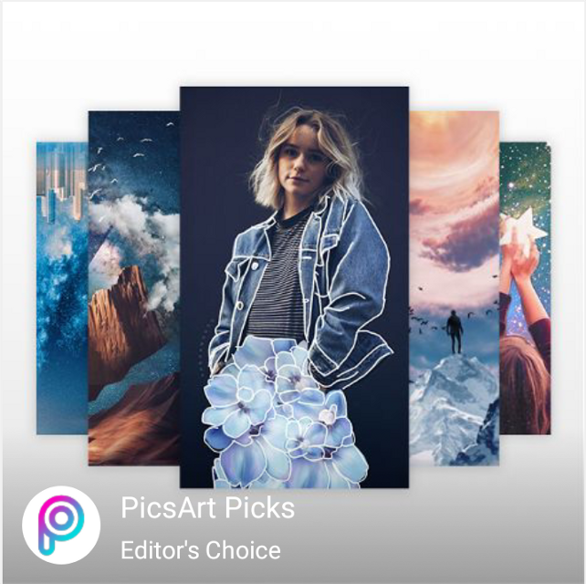 Its in front !😇 Thank you so much @picsart for picking one of my edited pic as in a cover picture of editor's choice gallery! 💖😇✨ Its an honour for me 💖🌺 spent more than 3 years in picsart and met so many new people..learned so many new things & new techniques 💖 . . #picsart #love #always #life #work #editing #years #honour
