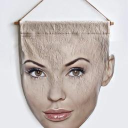 freetoedit edit surreal doubleexposure womanface ircflag