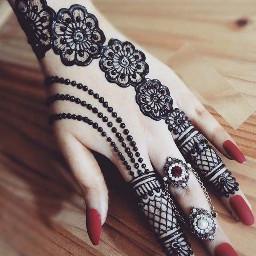 freetoedit henna hennadesign detail design