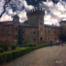 castle italy italia bergamo shotoniphone