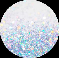 glitter shine colors circle kółko freetoedit