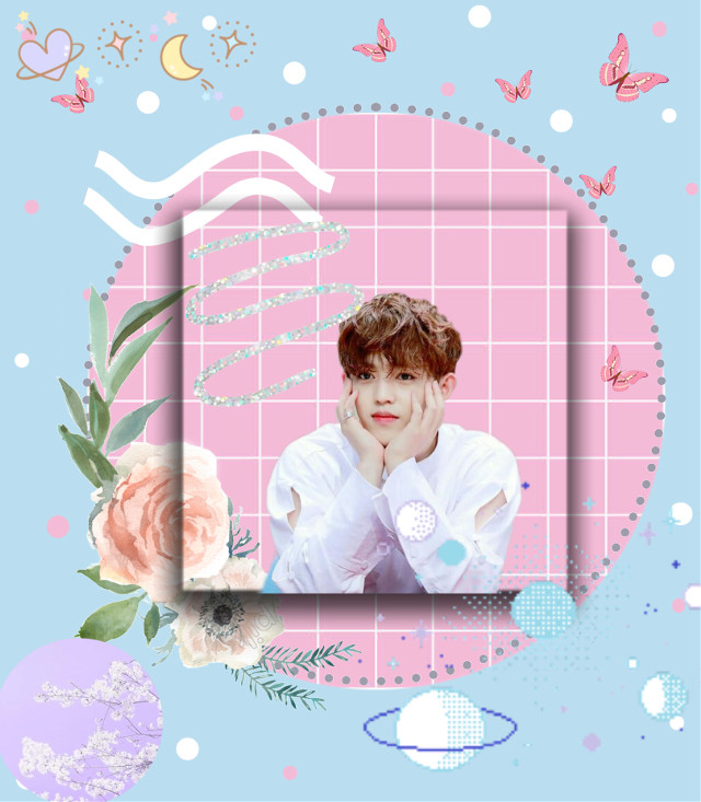 S.Coups pastel edit #Scoups #seventeen #kpop #love