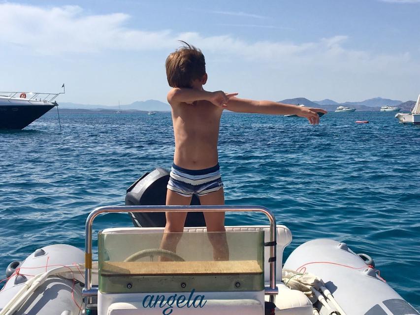 #miniece #grandchild #love #myphoto #sea #amore di nonna