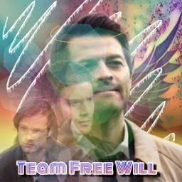 teamfreewill supernatural spn