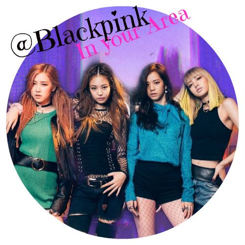 Blackpink In Your Area Blackpink First Post Love Icon
