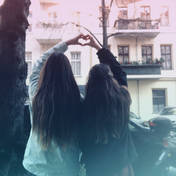 freetoedit bff bff4ever heart photography