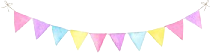 banner partybanner banners bunting partydecor freetoedit