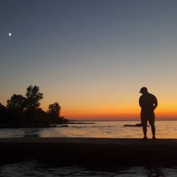 vermillion beachhouse lakeerielove sunset freetoedit pcthegoldenhour