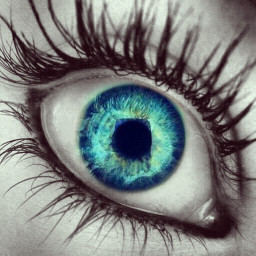 eccolorsplasheffect colorsplasheffect freetoedit eye blue