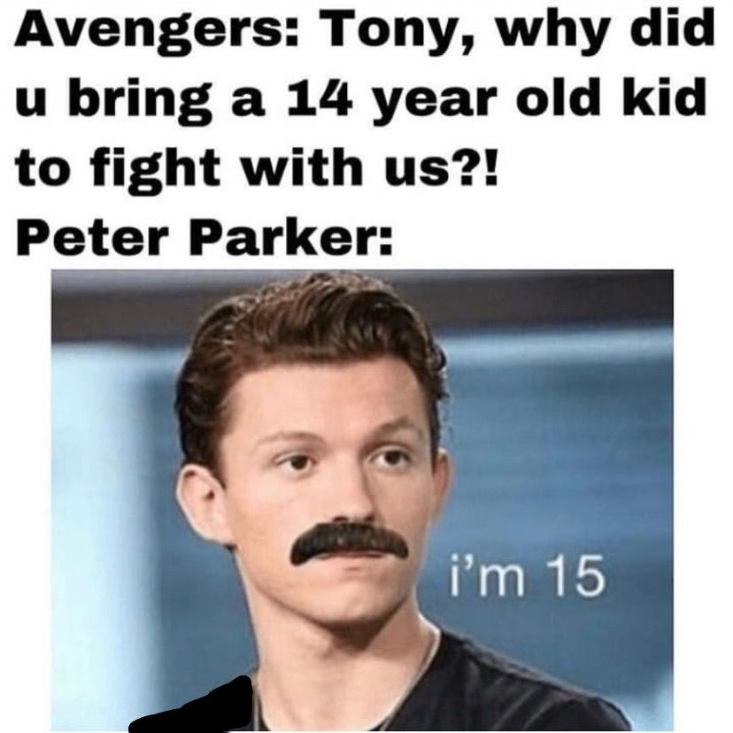 Love This Meme Tomholland Hollanders Marvelstudios Spi