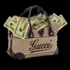gucci moneybags money bands designer freetoedit
