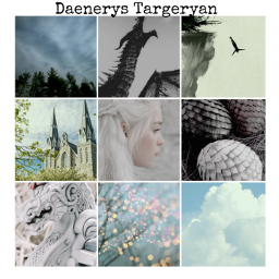 daenerys aesthetic dragonqueen