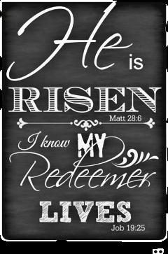 heisrisen bibleverse job god jesus freetoedit