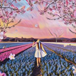 ircblossoming blossoming freetoedit blossomtree