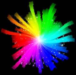 freetoedit sccolorfulsmoke colorfulsmoke firework star