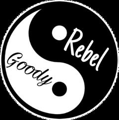 yinyang sisters rebel goody blackandwhite