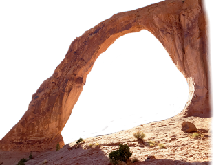 mountains arch cliff travel freetoedit