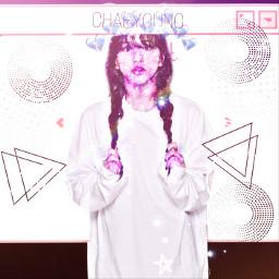 freetoedit twicechaeyoung kpop kpopedition