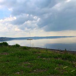 pcinthesky inthesky freetoedit lake clouds