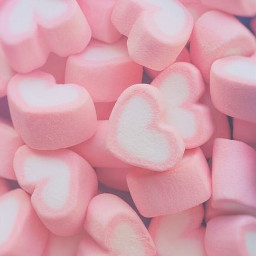 freetoedit background aesthetic pink hearts
