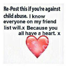 freetoedit i hate child abuse