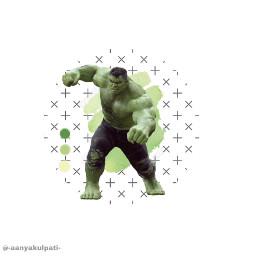hulk markruffalo avengersendgame marvelcinamaticuniverse green freetoedit