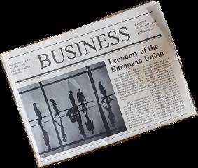 newspaper overlay business grey black freetoedit