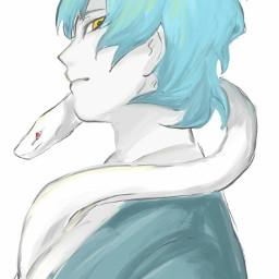 mitsuki borutonextgenerations anime animeboy