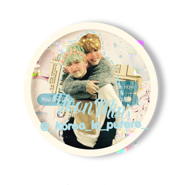 Icon request from @_korea_la_putere_  Hope you like it 💝😊😅 #icon#bts#request#yoonmin